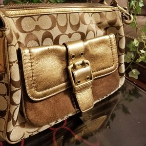 Limited Special Edition Coach Purse #eo4u-1496